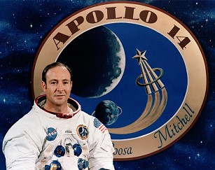 Edgar Mitchell - Apollo 14 Astronaut