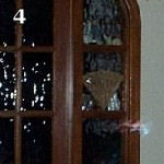 Pictures 1-4 show strange phenomena in the Lloyd's household - click to enlarge